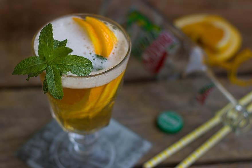 Tasty puckers: Sour Beer Cocktails