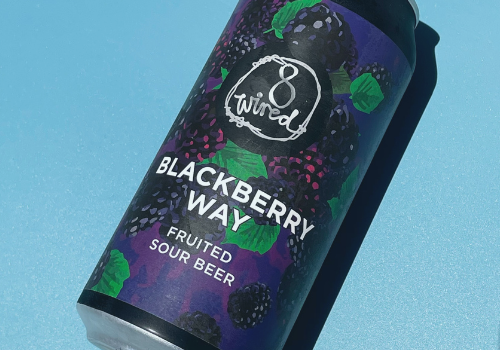 8 Wired Blackberry Way Fruited Sour (5.5%)