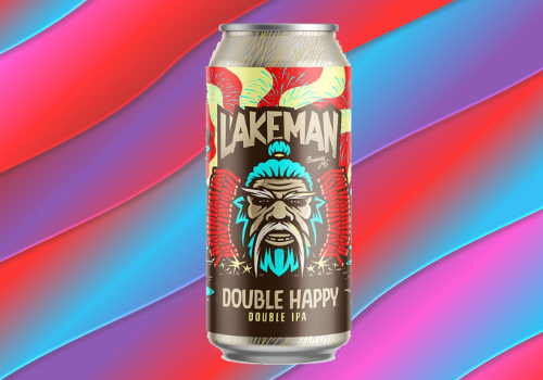 Lakeman Double Happy Double IPA (8.5%)