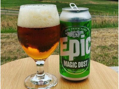 Epic Magic Dust IPA (6.9%)