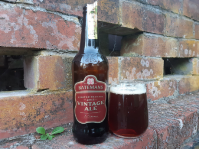 Bateman's Vintage Ale 2013 (7.5%)