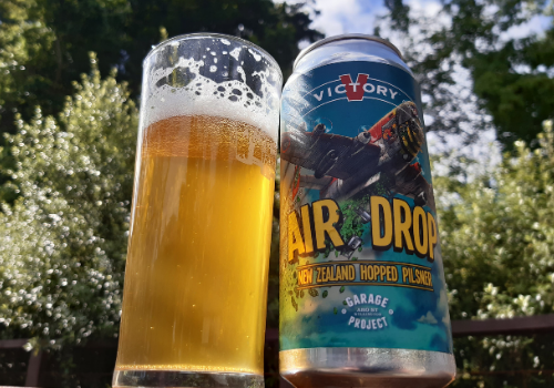 Garage Project Air Drop NZ Pilsner (6.1%)