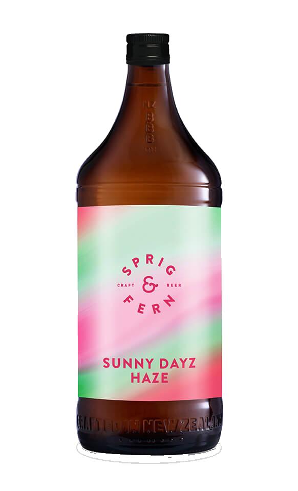 Sprig And Fern Sunny Daze Hazy IPA