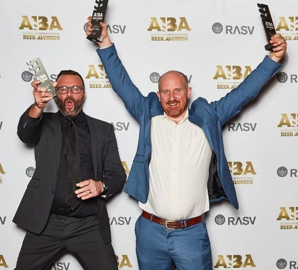 Deep Creek hand back Aussie beer award