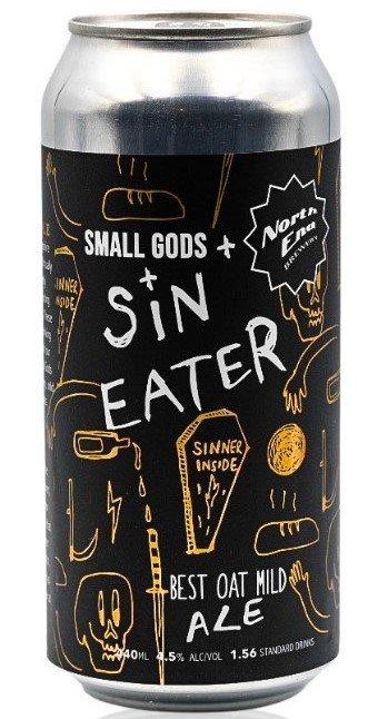 Sine Eater Mild Ale Can
