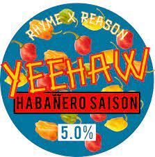 rhyme and reason habanero saison