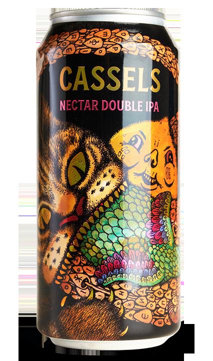 cassels nectaron double ipa