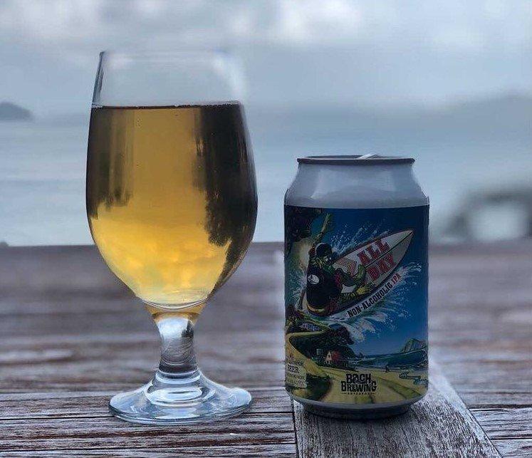 bach brewing Zero IPA