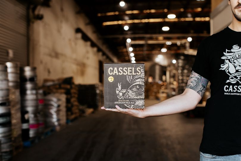 Cassels APA wins World Beer Awards trophy
