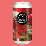 8 Wired Double Scoop Chocolate Cherry Frangipane Stout