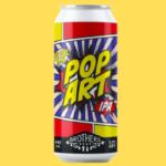 Brothers Beer Pop Art Cryo-Hopped IPA